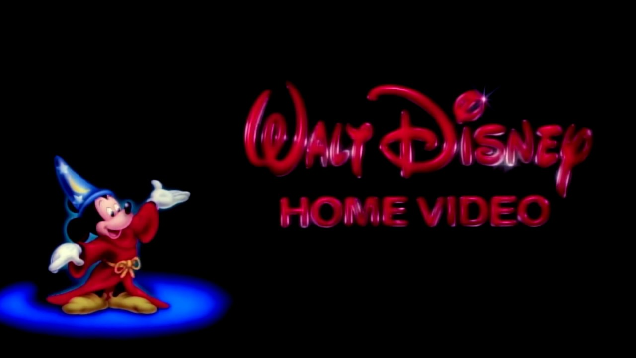 Walt Disney Home Video Logo 1986 Hd Widescreen Edit 2 Youtube