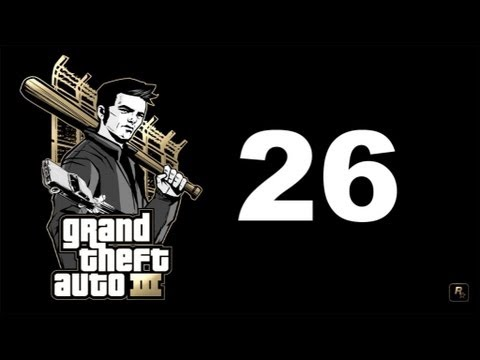"GTA III - DEEL 26 - ""Ray op de plee..."""