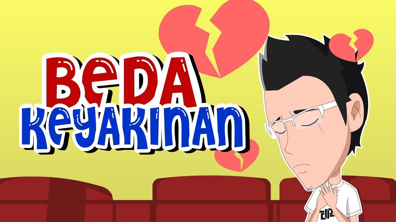 20 gambar animasi kartun lucu tentang cinta  Ktawacom