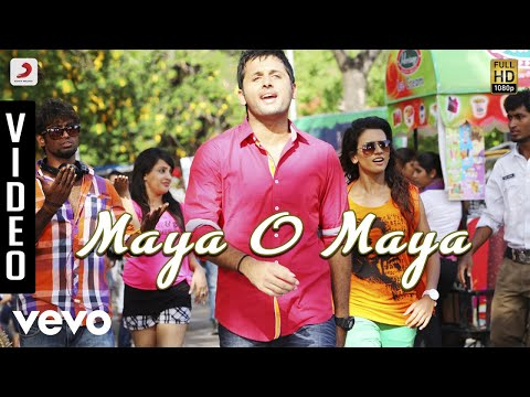 Courier Boy Kalyan - Maya O Maya Video | Nitin, Yami Gautam thumbnail