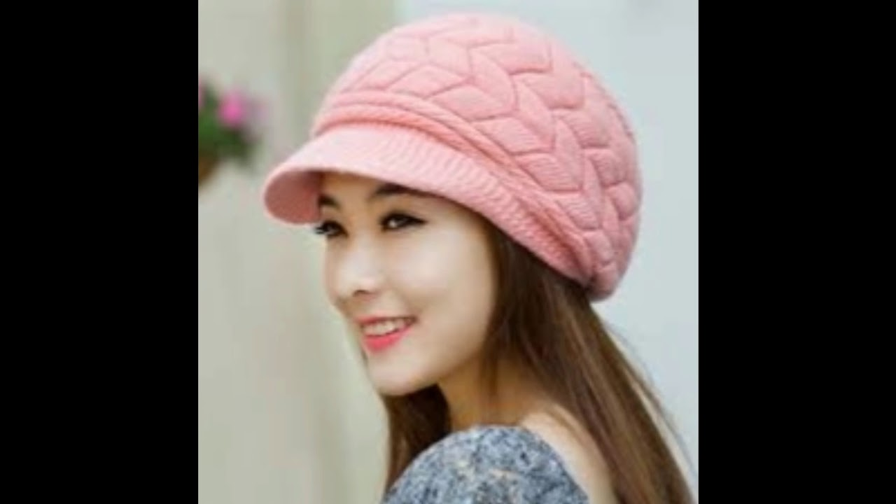 winter cap for womens  4e7a37180d