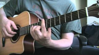 Love Me Tender - Acoustic Guitar version - Kyösti Rautio