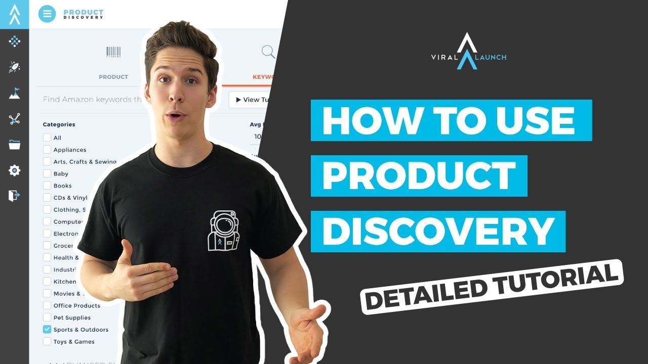 product discovery amazon
