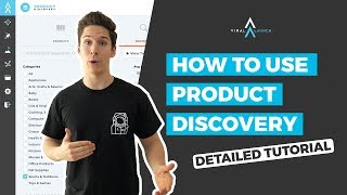 A Detailed Tutorial of Product Discovery: The Best Amazon Product Finder