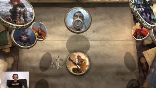 Bethesda Plays The Elder Scrolls: Legends with Pete Hines - Nov. 16