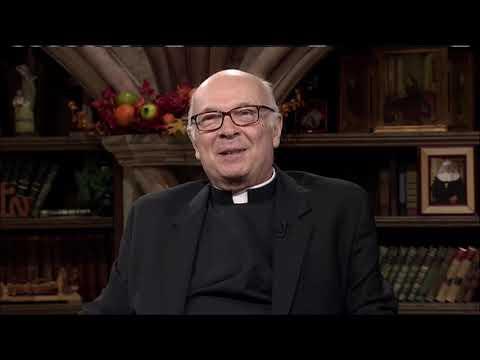 EWTN Live - 2018-11-21 - Fr. Romanus Cessario, O.p.