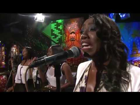"""Erica Falls performs """"Makings of Love"""" on News With a Twist"""