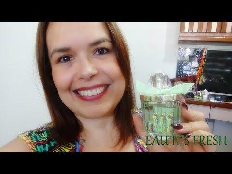 Resenha Do Perfume Eau It's Fresh Da Women'Secret