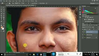 How to clean face in photoshop cc videos / InfiniTube