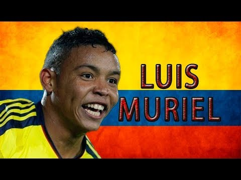 LUIS MURIEL●Participant of the FIFA  World Cup 2018●Colombia team● Best Goals & Skills Ever●HD