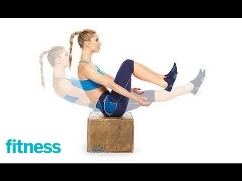 rockin' abs exercise  fitness  youtube