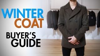 Essential Tips For Buying A Winter Coat