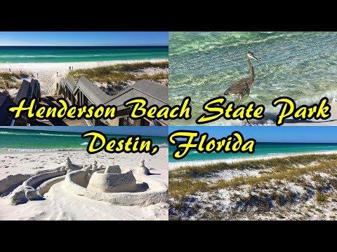 Henderson Beach State Park, Destin Florida