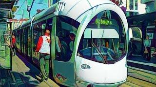 Транспорт в Европе: Метро, Трамваи и Электрички