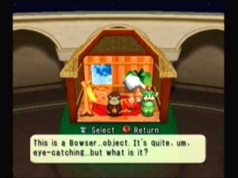 Mario Party 4 - Present Room