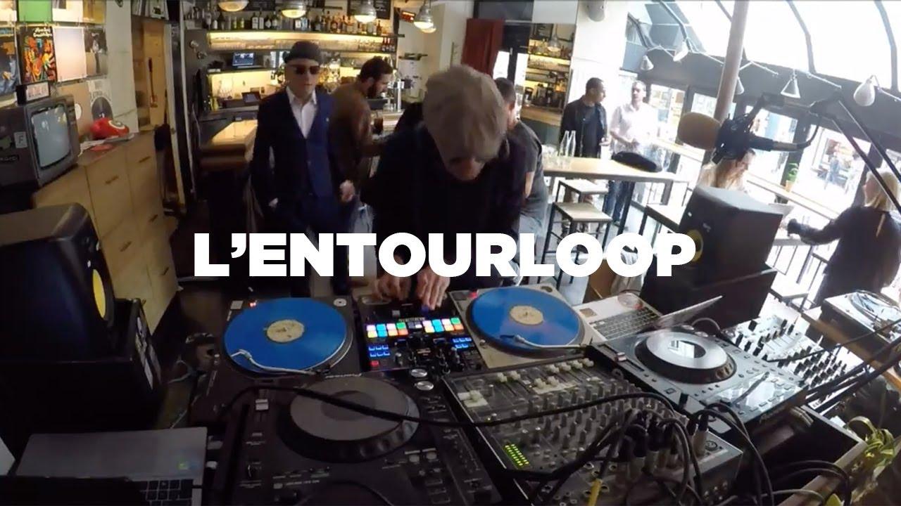 Download L'Entourloop • DJ Set • Le Mellotron