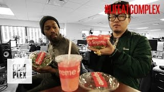 THERE'S A SUPREME RESTAURANT? | #LIFEATCOMPLEX