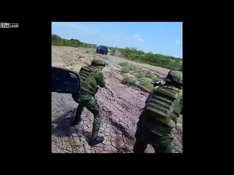 Mexican Marine Arrests Sicario Cartel Members