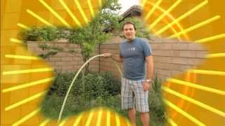 How To Build A Garden Trellis Out Of Pvc Pipe With California Gardener