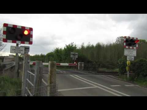 Pirton Level Crossing