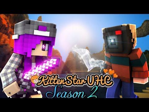 ★ Kittenstar UHC Season 2   Ep 3   Caving Again?! ★