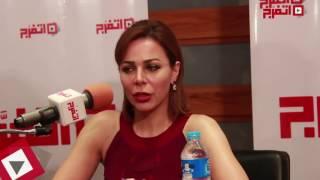 اتفرج | سوزان نجم الدين: سعيدة بتكريمي بمهرجان الإسكندرية
