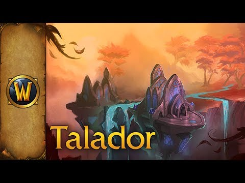 World Of Warcraft - Music & Ambience - Talador