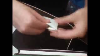 Как сделать кота из бумаги