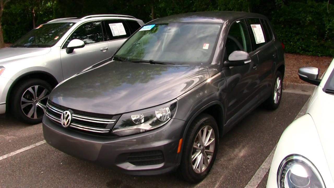Volkswagen Mt Pleasant >> 2014 Vw Tiguan Low Country Vw Mount Pleasant Sc Review