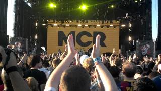 Helena by MCR  Bamboozle 2012 (last song they ever played live)