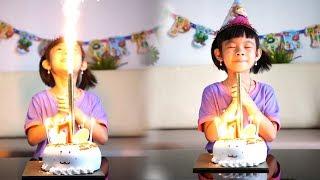 Chúc Mừng Sinh Nhật Tân An 7 Tuổi Các Bạn Nè ❤ AnAn ToysReview TV ❤