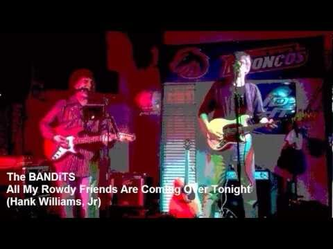 Hank Williams Jr - All My Rowdy Friends Are Coming Over ...