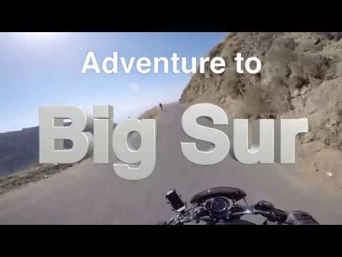Ride With Hartley 56.4 - Motorcycle Adventure to Big Sur part 5