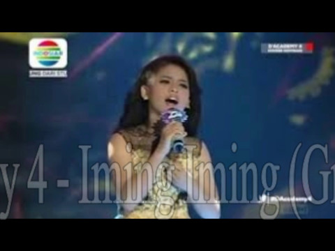 Putri D'Academy 4 - Iming Iming (Grand Final Top 2)