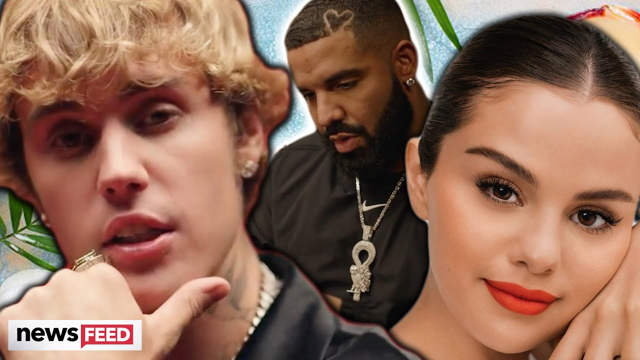 Justin Bieber Rapped About Selena Gomez in Drake's New Music ...