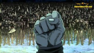 Ken il guerriero - La leggenda di Hokuto - Raoh Gaiden - 北斗の拳 ラオウ伝 殉愛の章