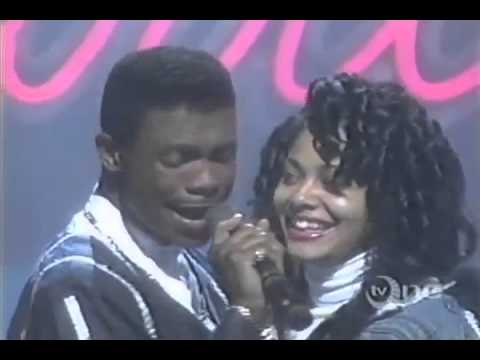 Video Of The Day Blog (49677) - Keith Sweat Right And A Wrong Way Live 1988