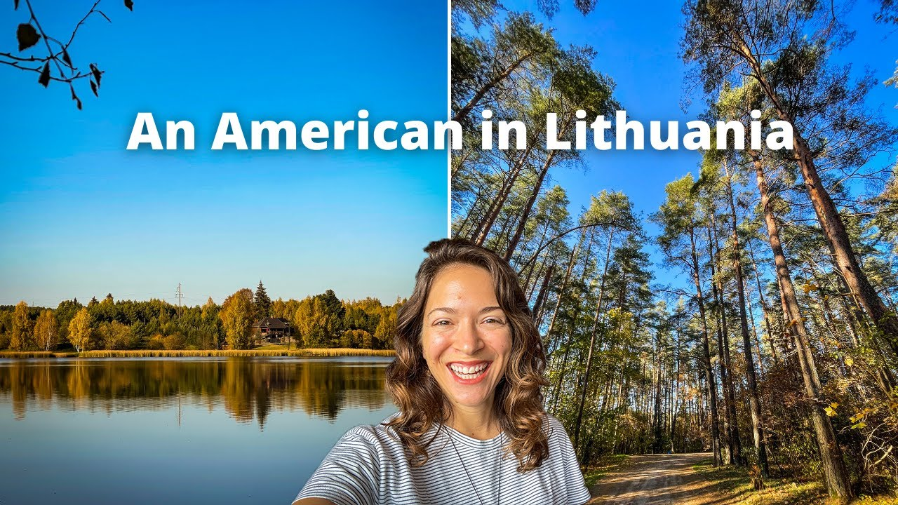 Life in Lithuania as a Foreigner