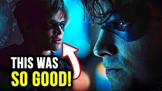 BATCAVE Scene! Jason Todd is GREAT! - Titans Episode 6 Review 'Jason Todd'