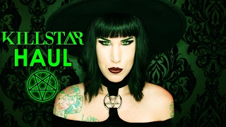 Killstar Haul Try On Review Lexi Dress Witch Brim Hat Youtube