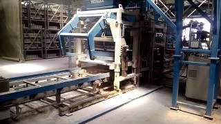 видео автоматическая линия от компании Metalika