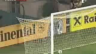 Romania - Lituania ( al doilea gol Lituania)