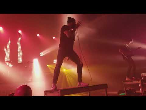 August Burns Red - King of Sorrow (Live at Marathon Music Works in Nashville, 2018)