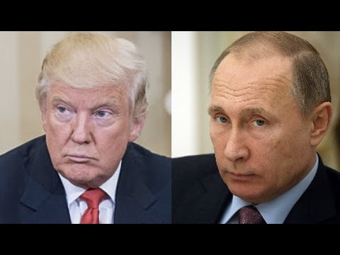 Trump's Realignment with Putin's Russia