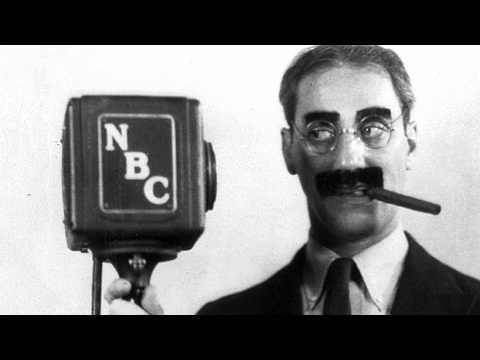 Lydia the Tattooed Lady (with WWII Hitler reference) - Groucho Marx on Radio