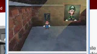 Super Mario 64 DS- Big Boo's Balcony