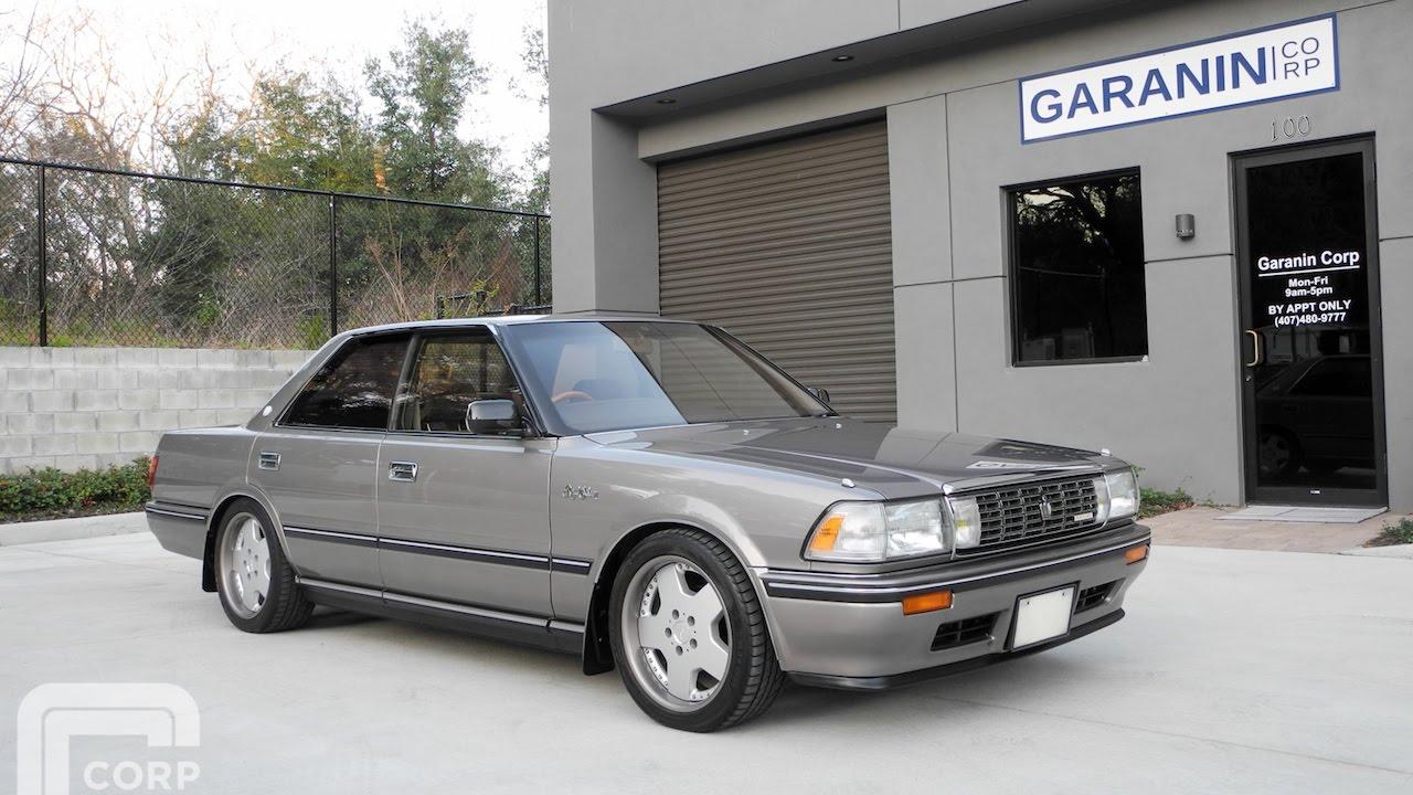Kekurangan Toyota Crown 1990 Review