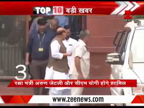 Modi cabinet to expand tomorrow, oath ceremony at morning 10 am