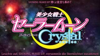 Sailor Moon Crystal Trailer (Deutsch)