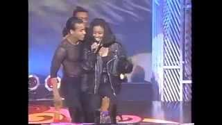 Shanice - I Love Your Smile (Soul Train 1991)